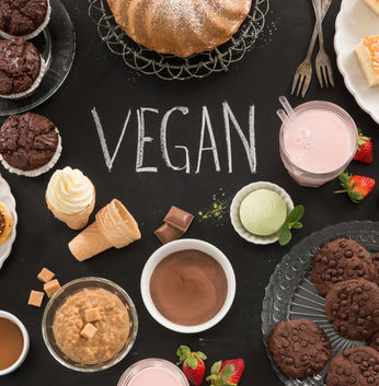 Quality vegetarian & vegan products
