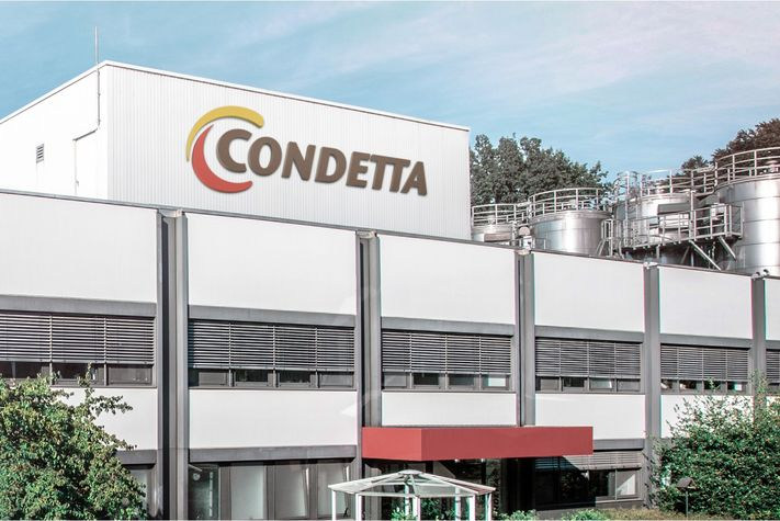 CONDETTA Company - CONDETTA produces and sells high-quality basic ingredients for the food industry.