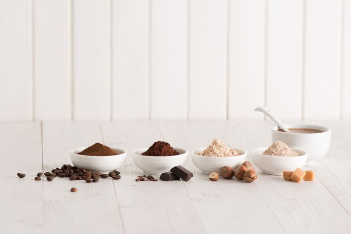 CONDETTA supplies excellent-quality raw materials from the four most important categories: cocoa, hazelnut, coffee and caramel.